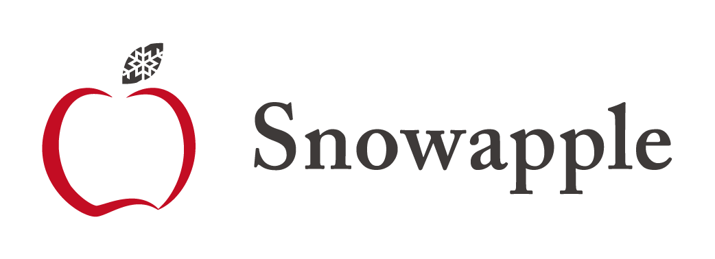 株式会社Snowapple ロゴ