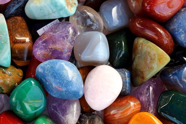 磨いた原石