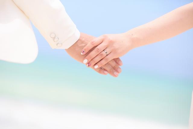 スマリッジ-新婚旅行