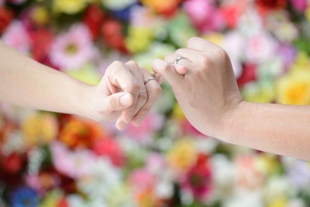 女性の結婚感は男性と違う
